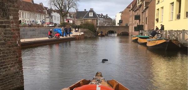 Voortgang Fluisterbotenkade Berkel Zutphen