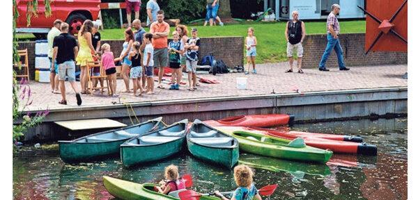Openluchttheater Eibergen organiseert Berkelfestival met gemeente